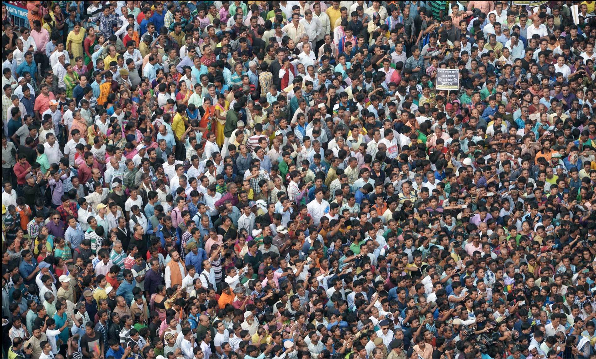 Calcutta, intreccio di identità e culture