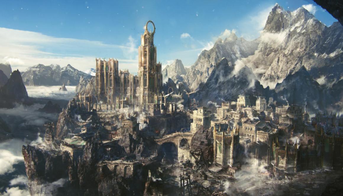 Le città invisibili e le terre di mezzo